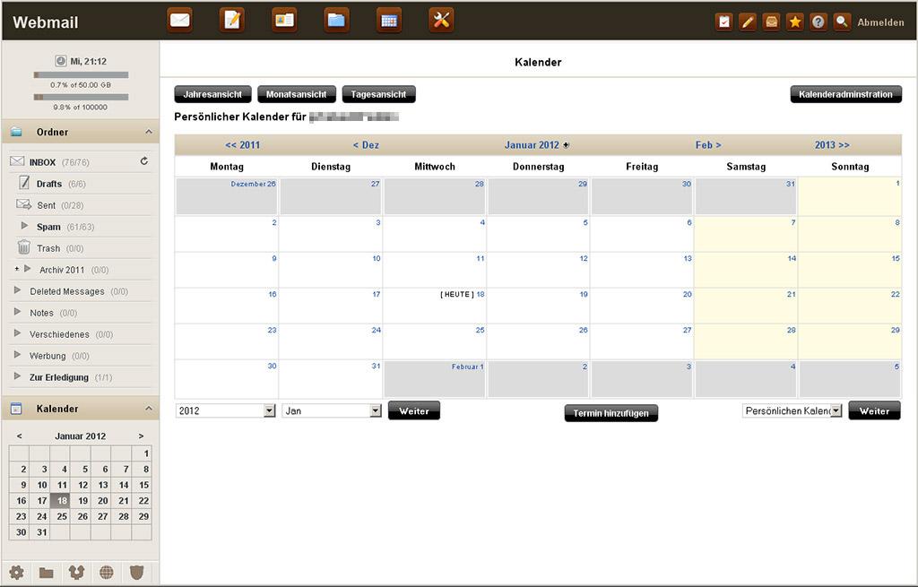 W3W.de - hosting for professionals